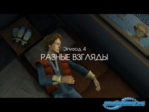 Back to the Future: The Game - Episode 4: Double Visions (Rus)