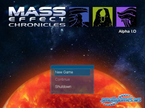 Mass Effect Chronicles