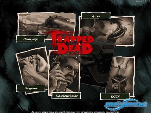 Trapped Dead / Trapped Dead: Ходячие мертвецы(Rus)