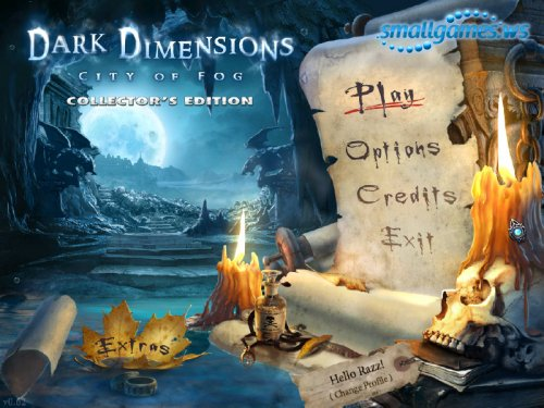 Dark Dimensions: City of Fog Collectors Edition