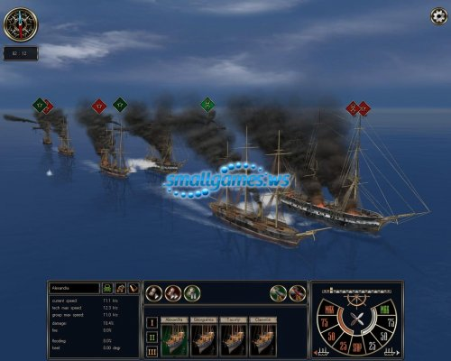 Броненосцы. Главный калибр / Ironclads: High Seas