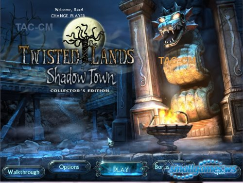 Twisted Lands: Shadow Town Collectors Edition