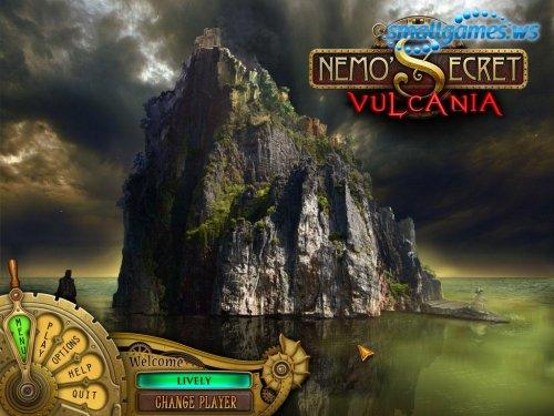 Nemos Secret: Vulcania