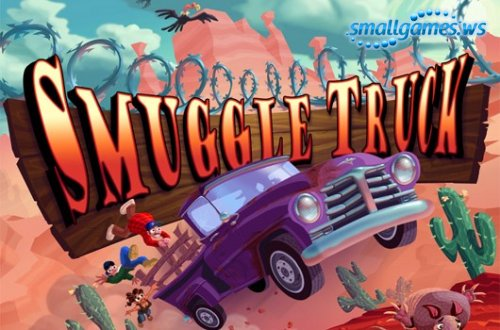 Smuggle Truck v1.0