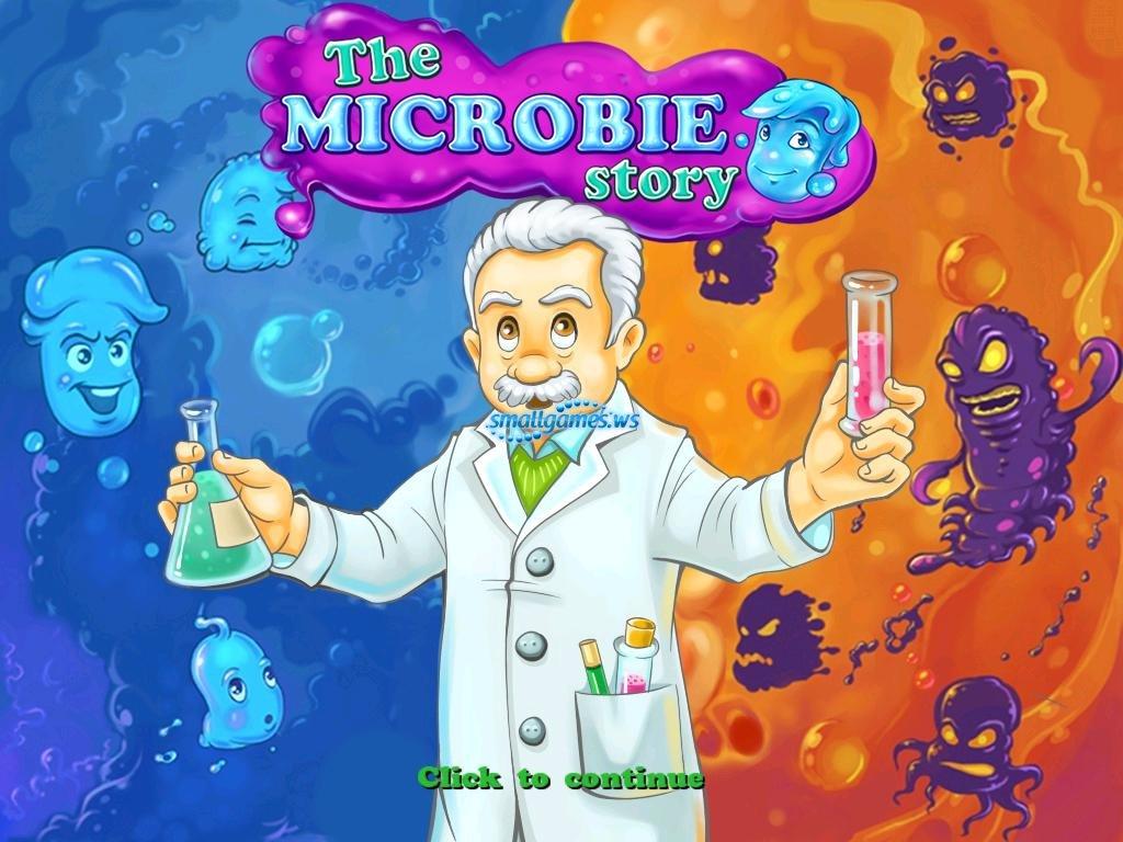 Побег из пробирки / The Microbie Story (2011/RUS) скачать бесплатно на