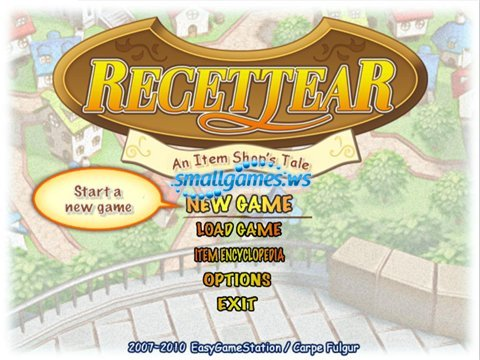 Recettear: An Item Shops Tale