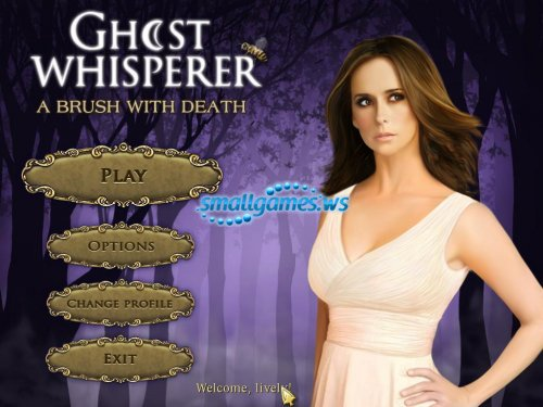 Ghost Whisperer: A Brush With Death