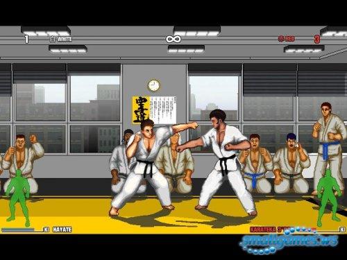 Karate Master: Knock Down Blow