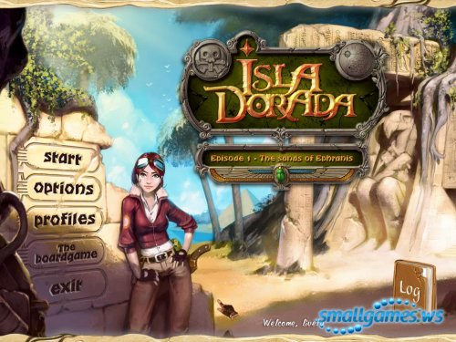 Isla Dorada Episode 1: The Sands of Ephranis