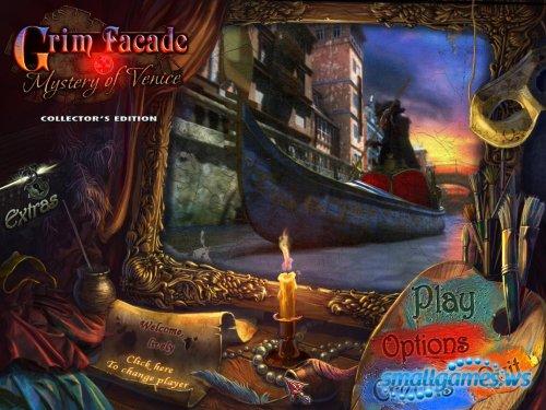 Grim Facade: Mystery of Venice Collectors Edition