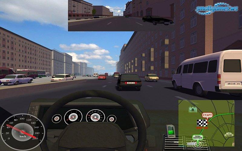 Скачать игру водитель машины на компьютер