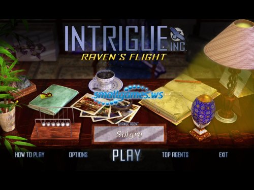 Intrigue Inc: Ravens Flight