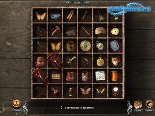 Mystery Legends: Sleepy Hollow (русская версия)