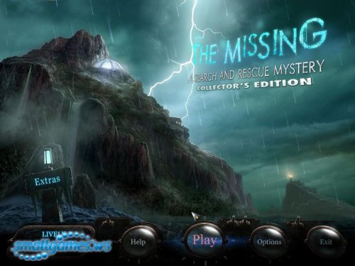 The Missing: A Search and Rescue Mystery Collectors Edition