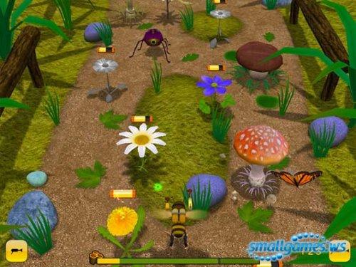 Приключения пчелки