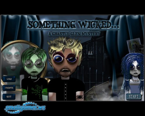 Something Wicked: A Ghastly Glen Mystery