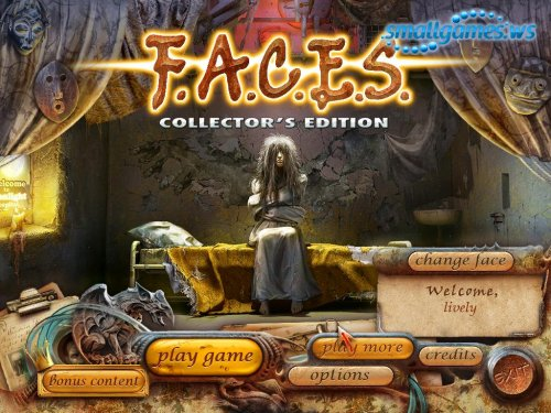 F.A.C.E.S. Collectors Edition