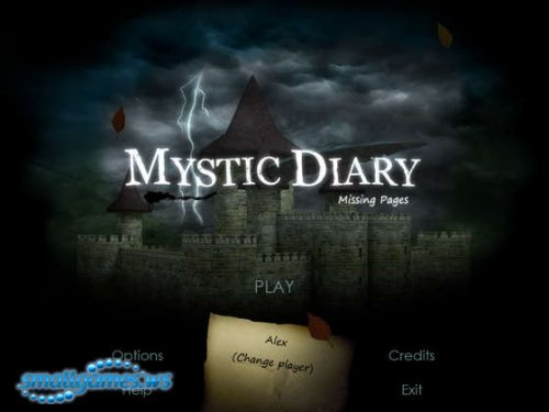 Mystic Diary 3: Missing Pages