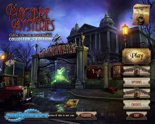 Macabre Mysteries: Curse of the Nightingale - Collectors Edition