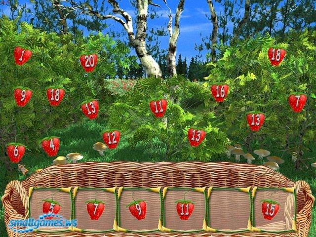 конспект компьютерной математической игры для дошкольников
