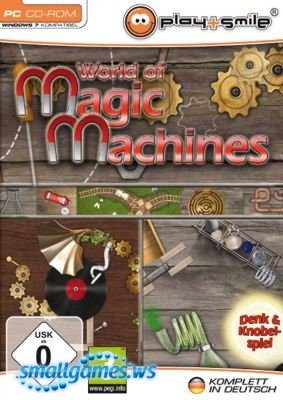 World of Magic Machines