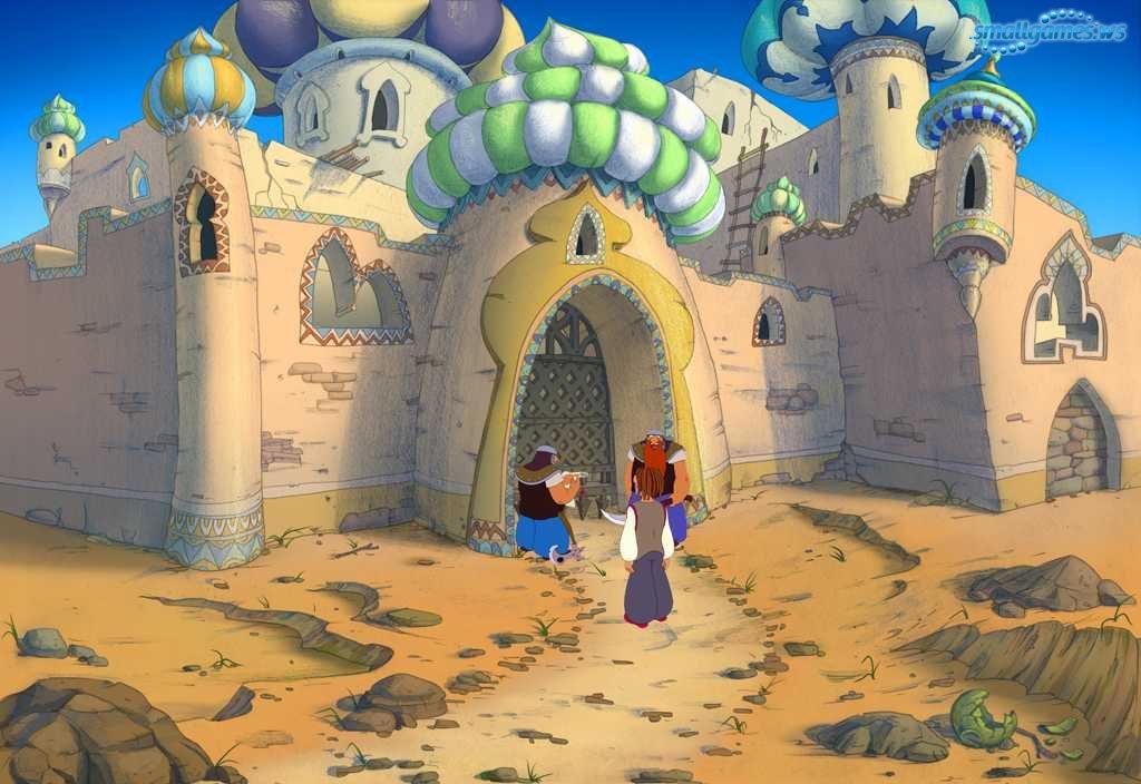Игру Синдбад-Мореход. В Поисках Волшебного Имбиря