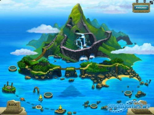 Triazzle Island