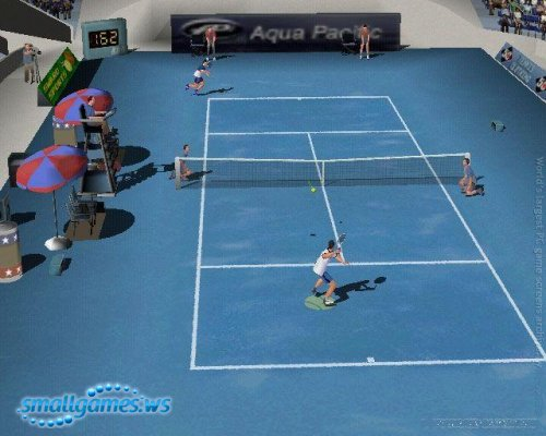 Perfect Ace - Pro Tournament Tennis