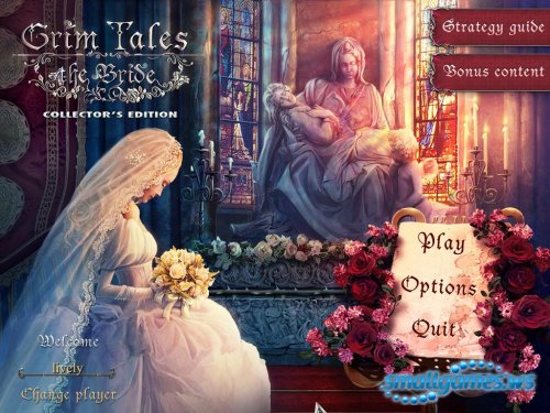 Grim Tales: The Bride Collectors Edition