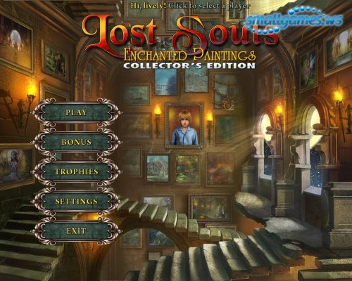 Lost Souls: Enchanted Paintings Collectors Edition