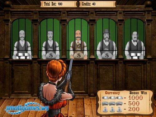 Reel Deal Slot Quest - Wild West Shootout