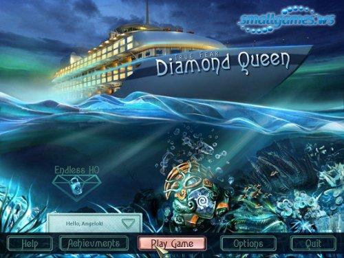 True Fear: Diamond Queen
