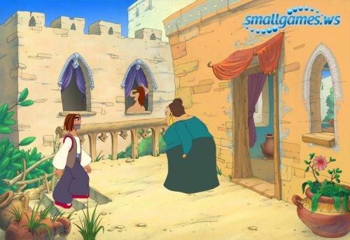 Синдбад-мореход: В поисках волшебного имбиря