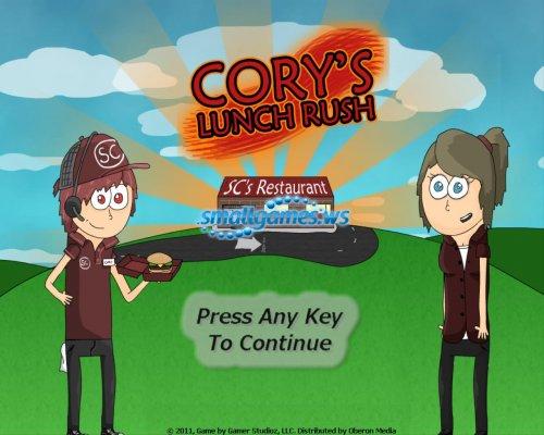 Corys Lunch Rush