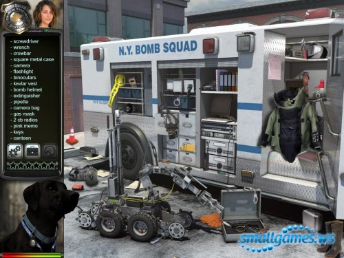 Bomb Squad New York: Duke and I