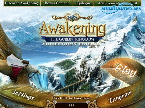 Awakening: The Goblin Kingdom Collectors Edition