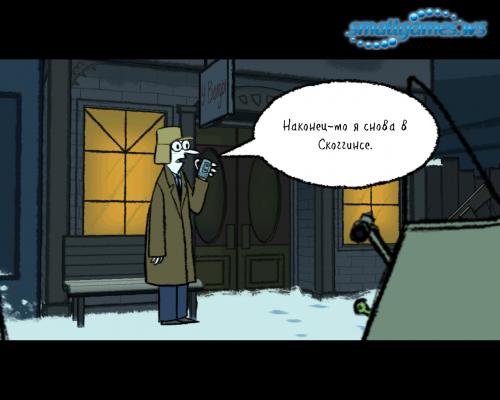 Puzzle Agent 2 (Rus)