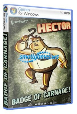 Hector: Badge of Carnage - Epsisode 3: Beyond Reasonable Doom