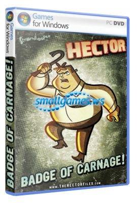 Hector: Badge of Carnage - Epsisode 3: Beyond Reasonable Doom