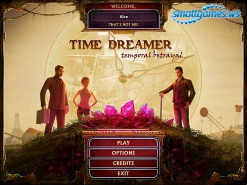 Time Dreamer 2: Temporal Betrayal