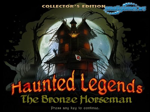 Haunted Legends: The Bronze Horseman Collectors Edition