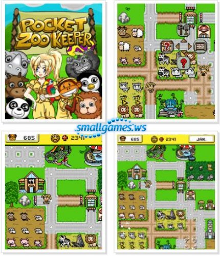 Pocket Zoo Keeper