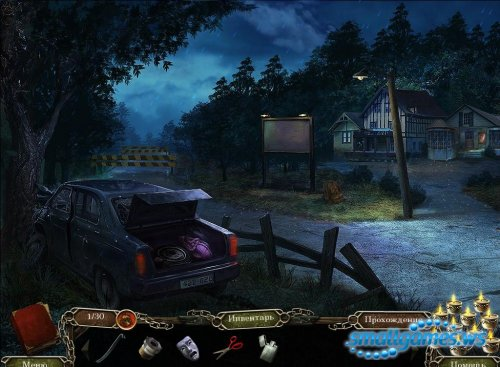Cursed Memories: The Secret of Agony Creek Collectors Edition (русская версия)
