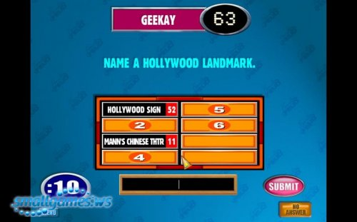Family Feud: Hollywood