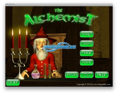 The Alchemist Slots