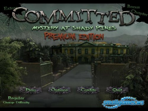 Committed: Mystery at Shady Pines Premium Edition