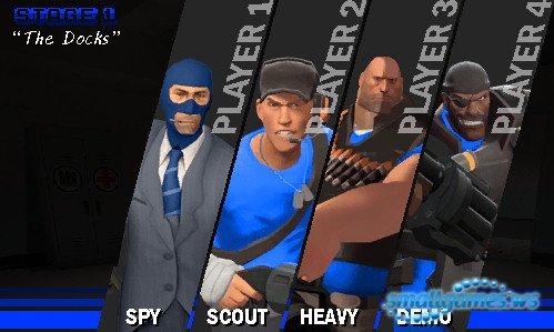 Team Fortress 2. Arcade
