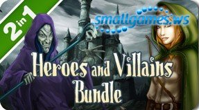 Heroes and Villains Bundle 2-in-1