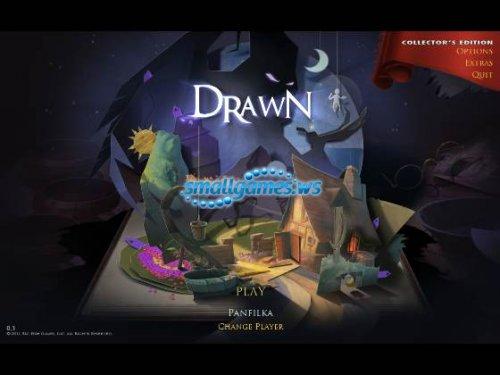 Drawn 3: Trail Of Shadows. Коллекционное издание.