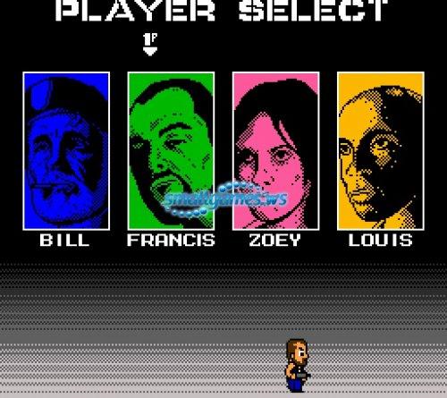 Pixel Force. Left 4 Dead